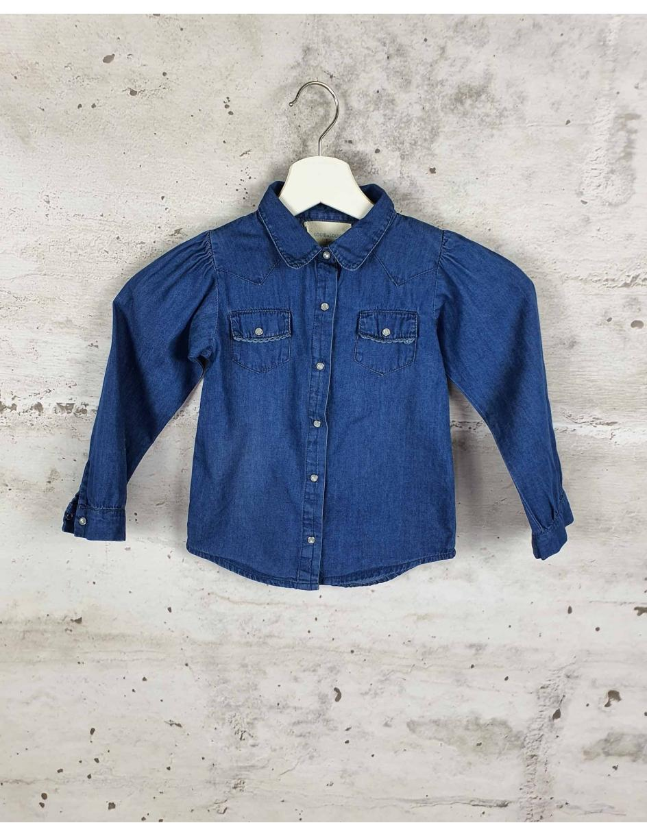 Blue denim shirt Louis Louise - 1