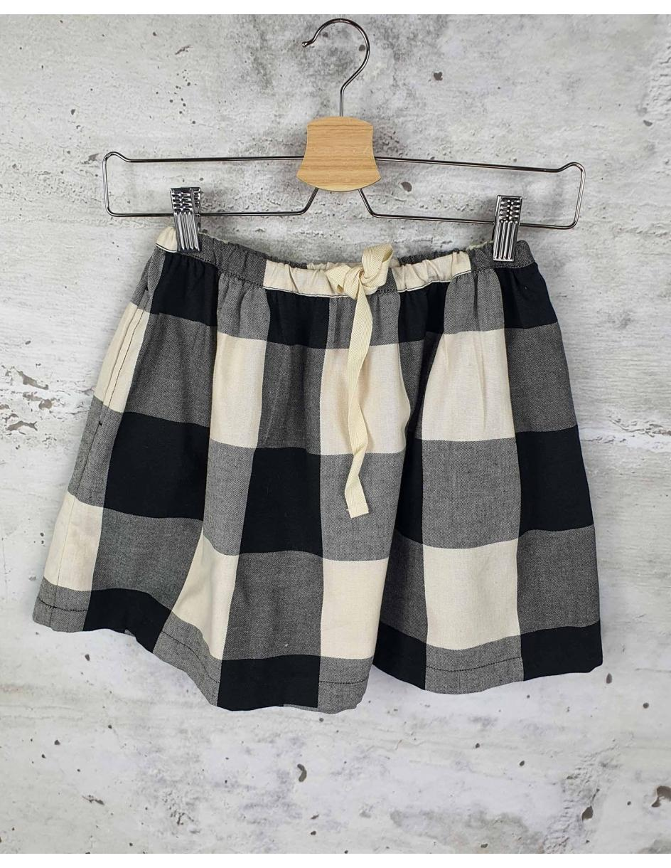 Checkered skirt Tiny Cottons - 1