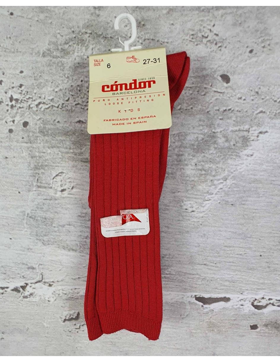 Red socks Condor pre-owned