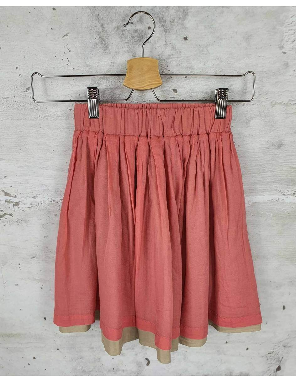 Pink skirt Kids On The Moon pre-owned