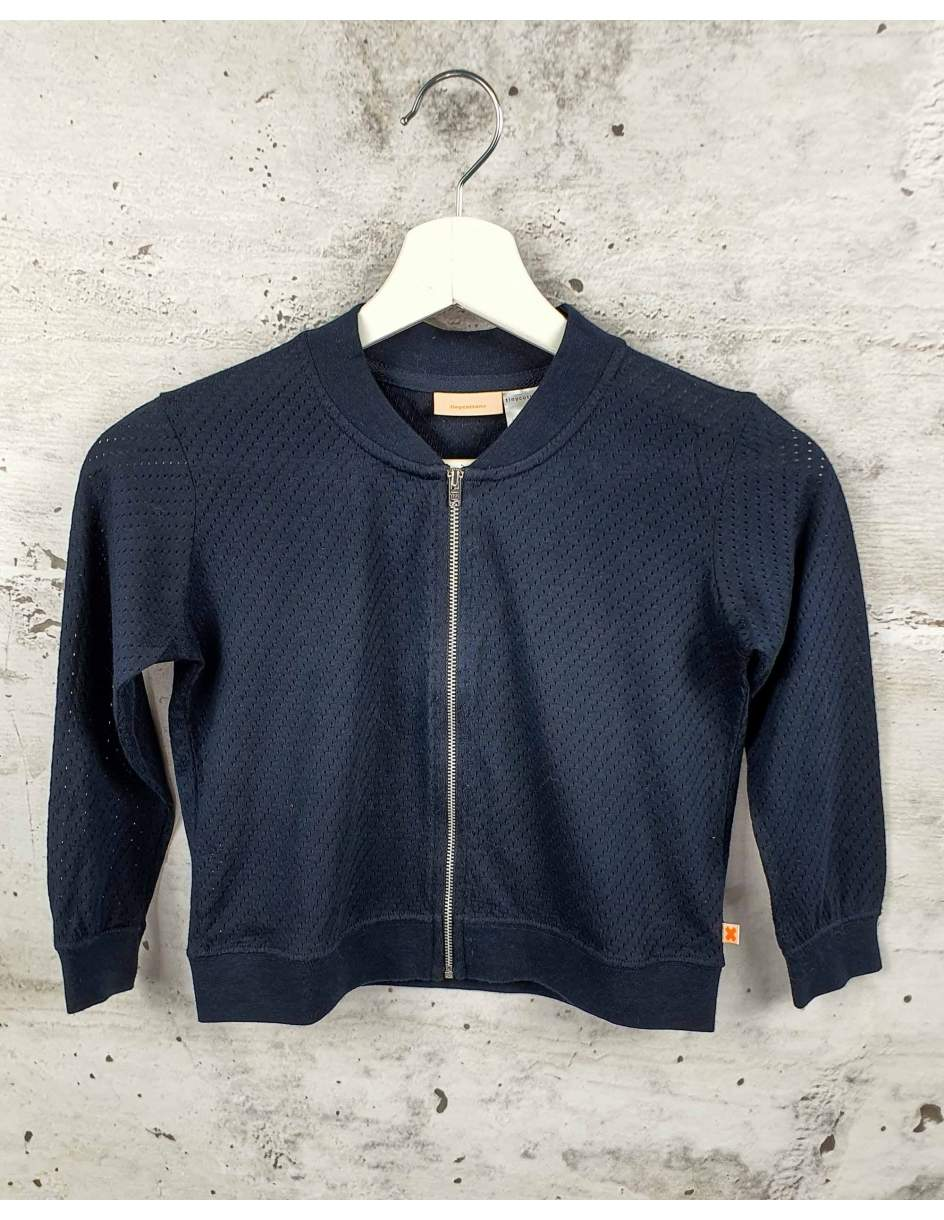 Navy blue sweatshirt Tiny Cottons pre-owned