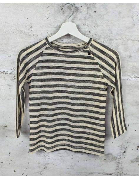 A thin striped sweater Little Creative Factory pre-owned