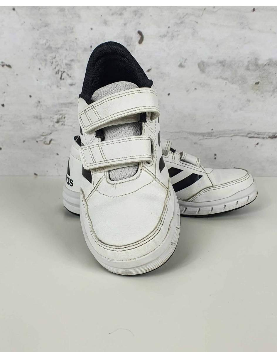 White Adidas shoes Adidas pre-owned