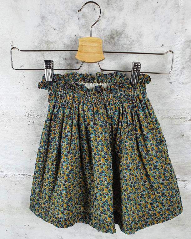 Colorful skirt Minabulle - 1