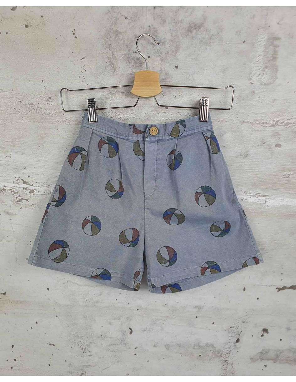Gray shorts Bobo Choses - 0