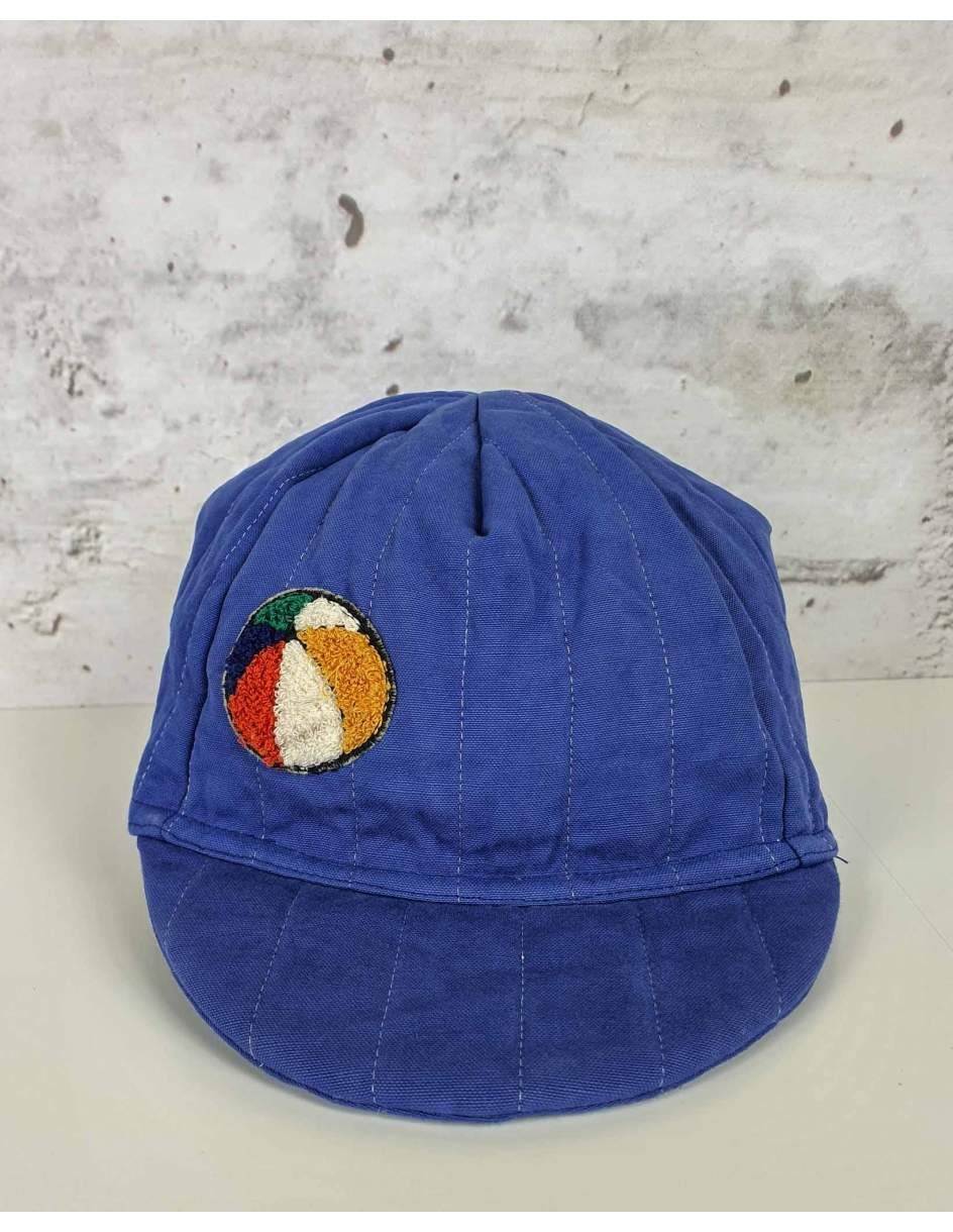 Blue baseball cap Bobo Choses - 0