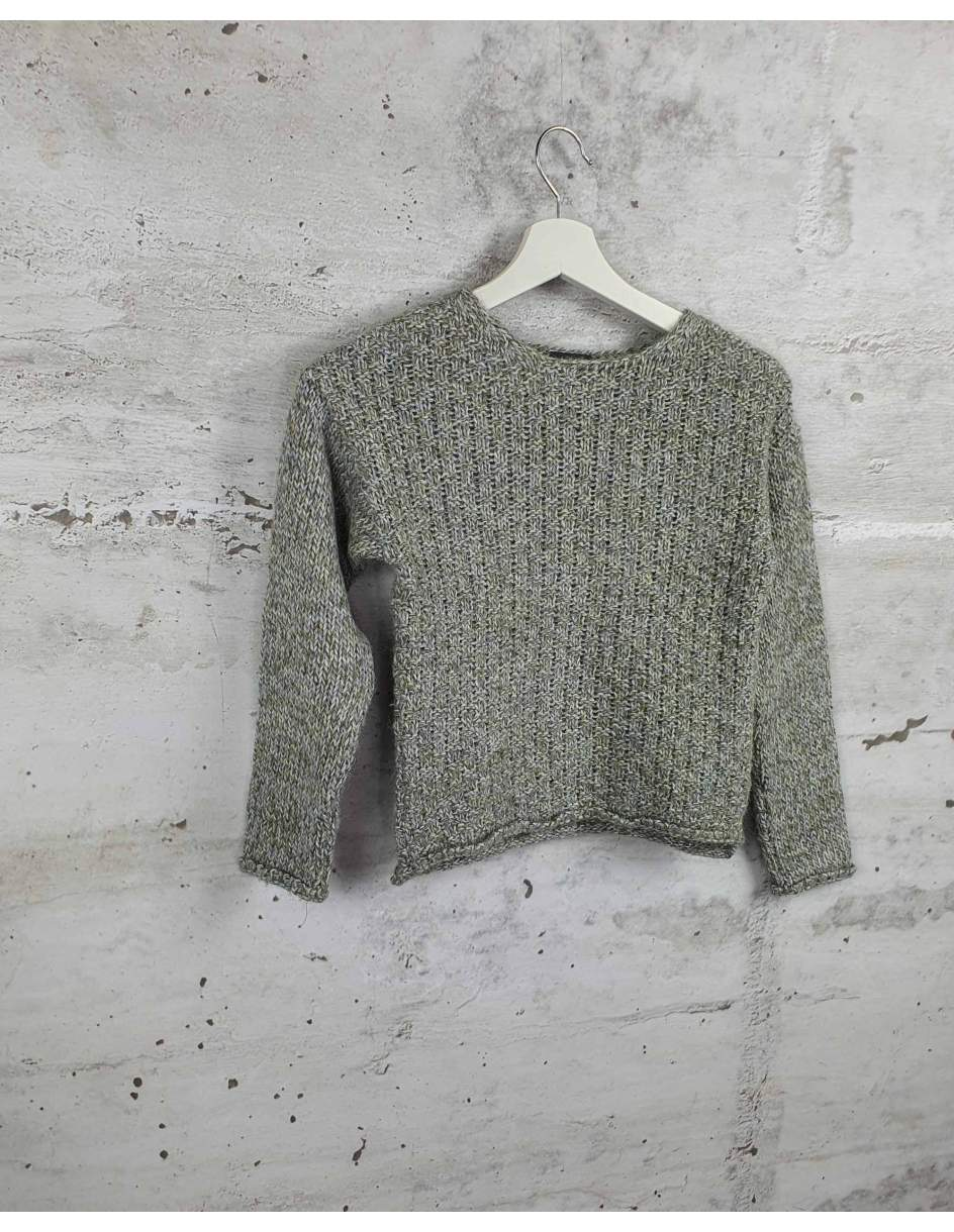 Grey sweater Tocoto Vintage pre-owned