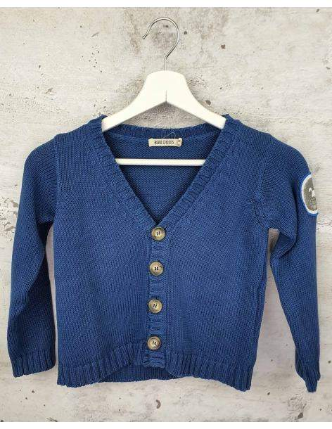 Blue sweater Bobo Choses pre-owned