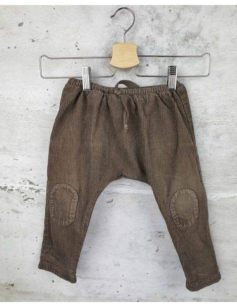 Brown corduroy pants Tocoto Vintage - 1