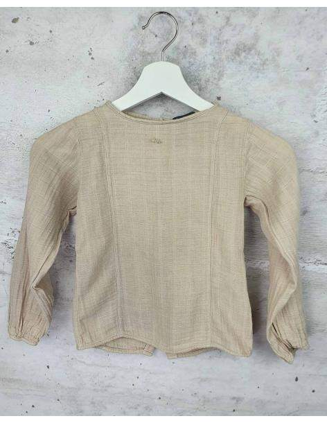 Beige blouse Tocoto Vintage pre-owned