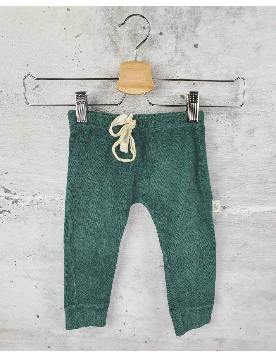 Green pants Poudre Organic pre-owned