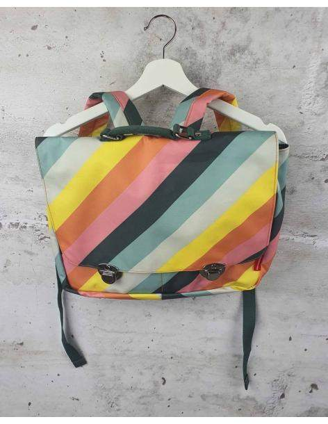 Rainbow school bag Engel. - 1