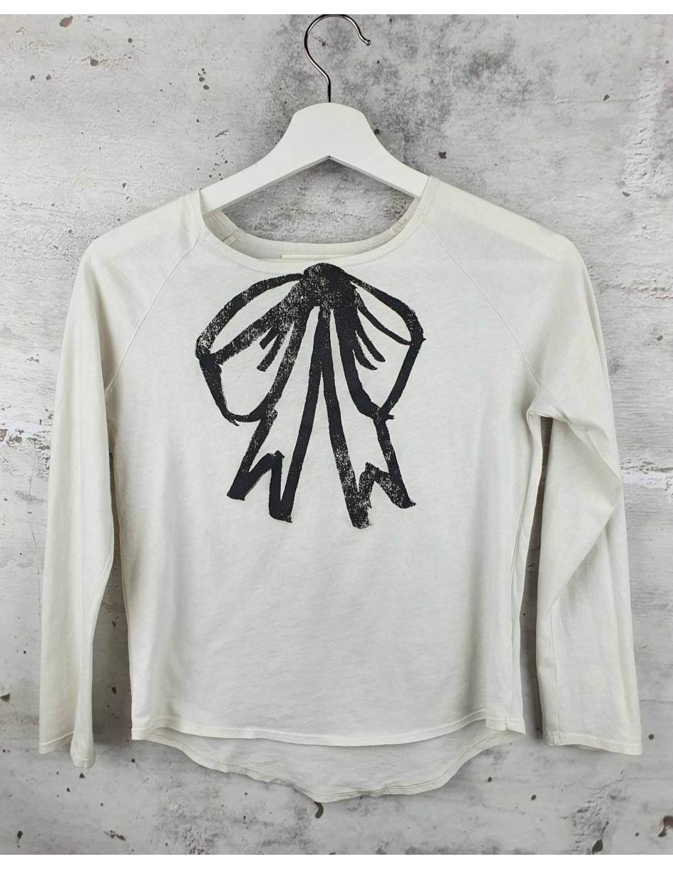 White blouse Bobo Choses pre-owned