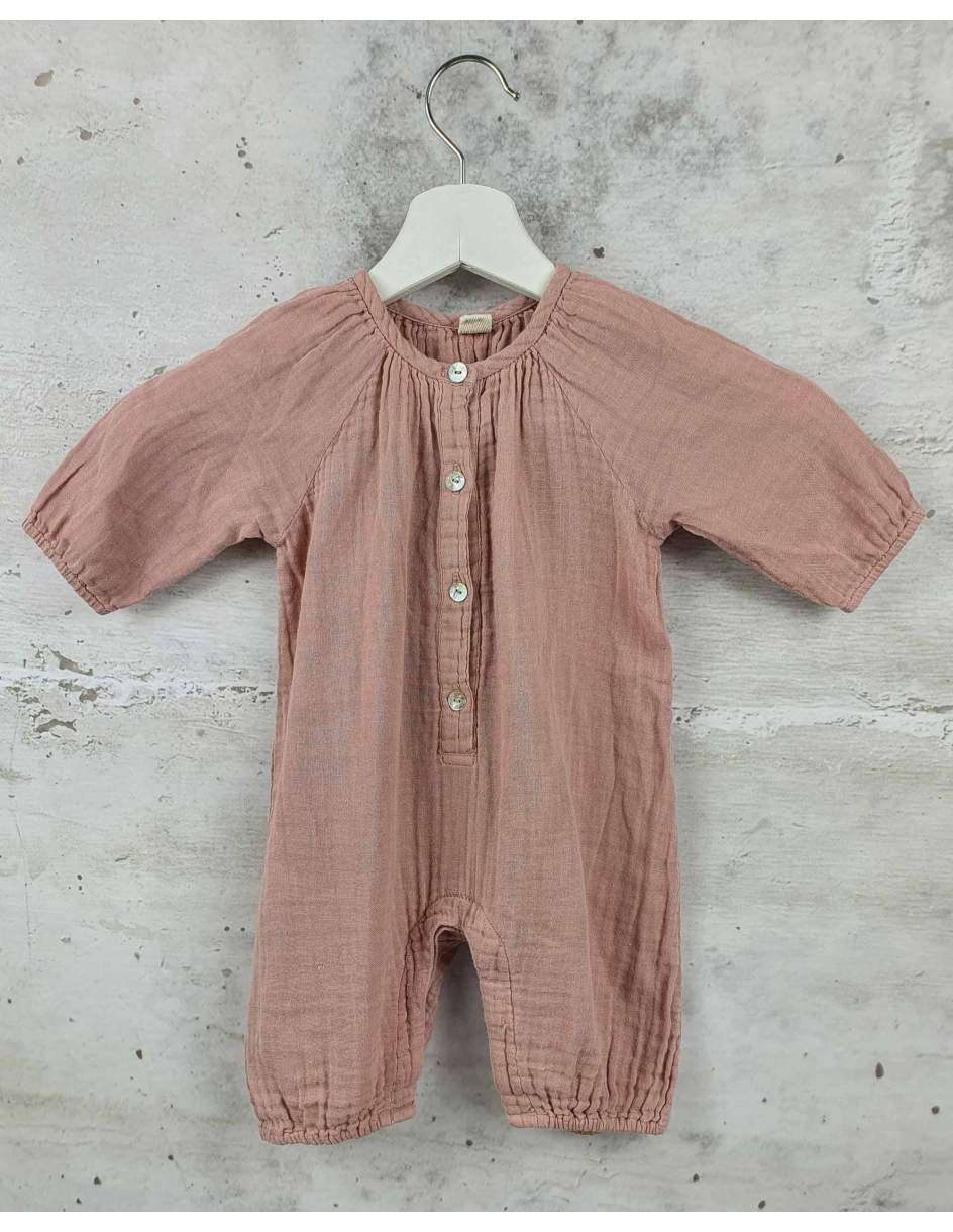 Pink jumpsuit Numero 74 pre-owned