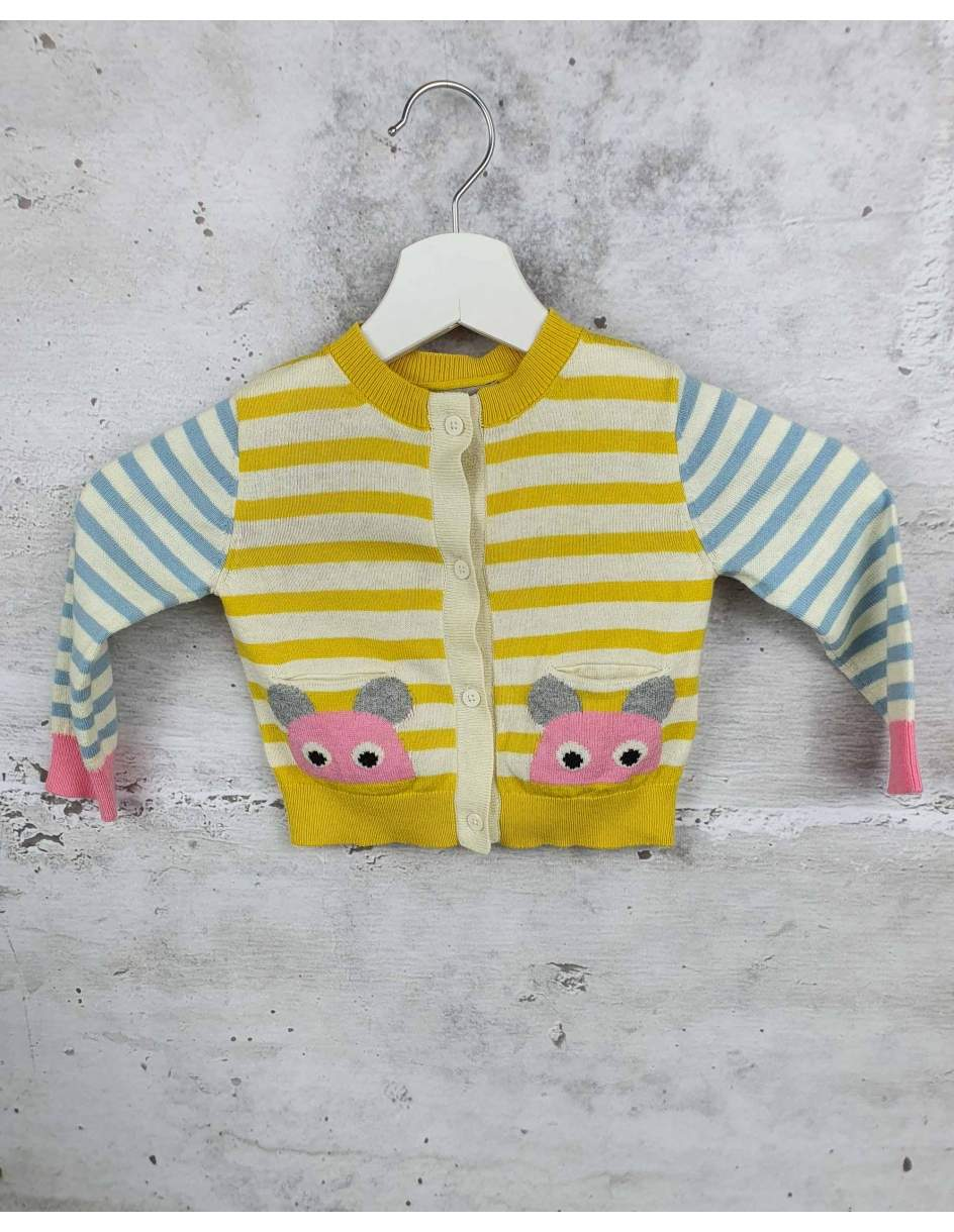 Colorful sweater Stella McCartney Kids pre-owned