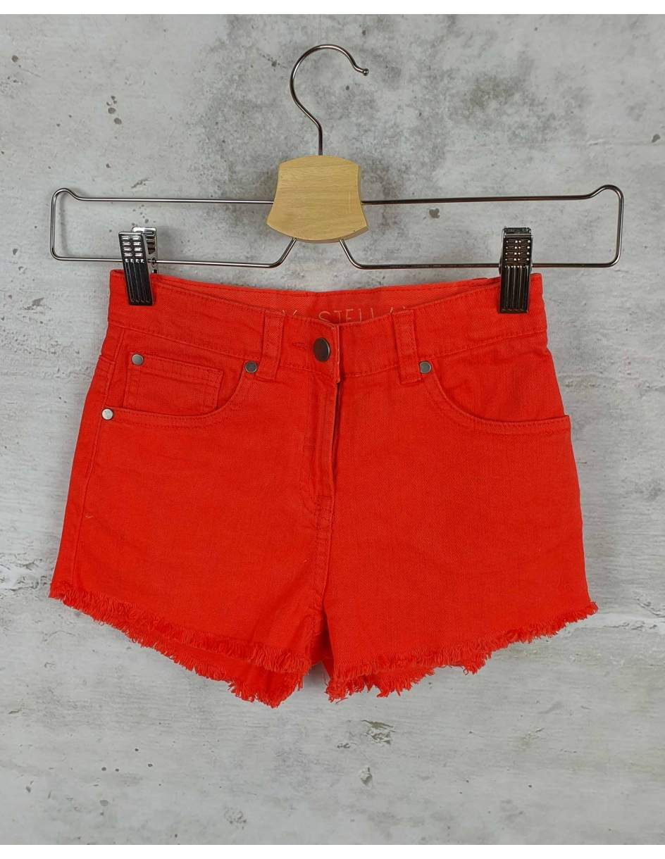 Red shorts Stella McCartney Kids pre-owned