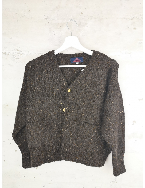 Brown cardigan with buttons The Animals Observatory pre-owned