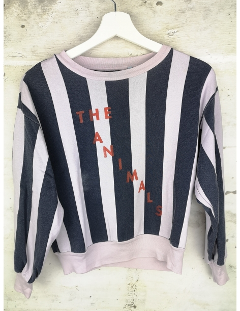 Striped hoodie The Animals Observatory pre-owned