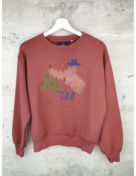 """""""Tao"""" sweatshirt The Animals Observatory pre-owned"""